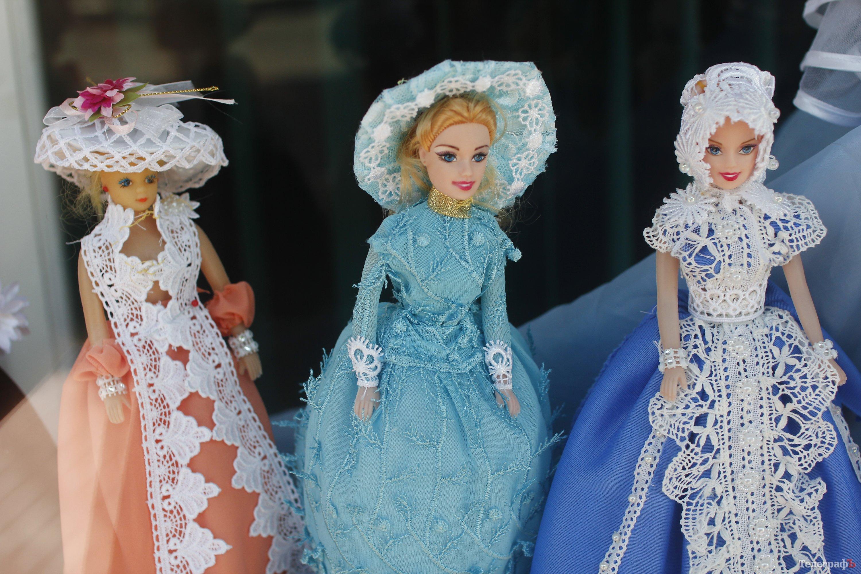 Сшитые платье для кукол барби фото 397